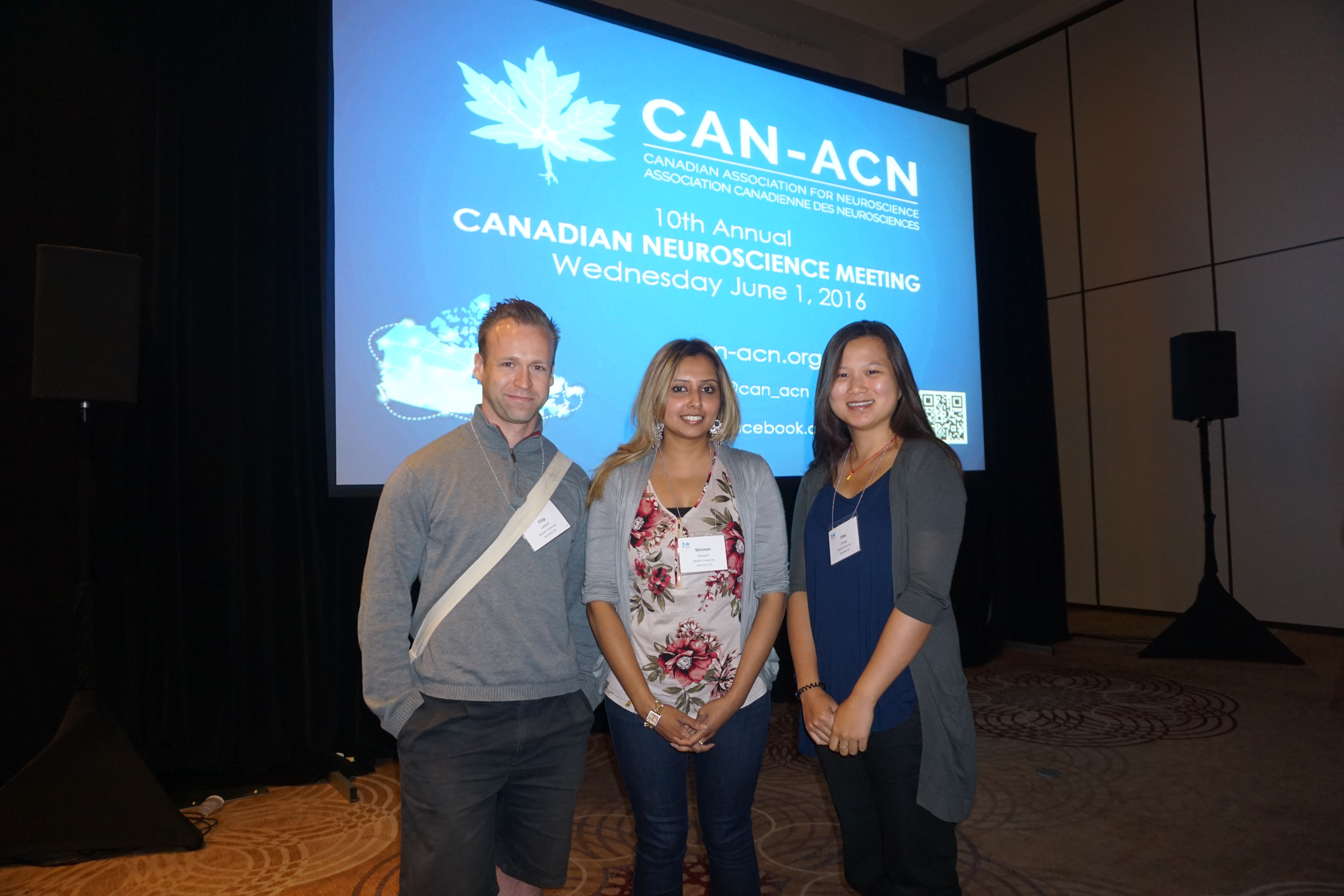 CAN Conference 2016, Jun 2016